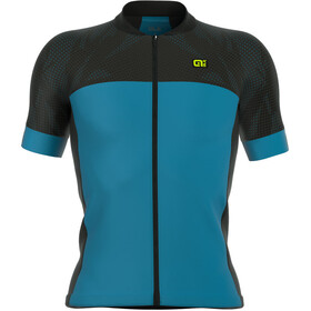 Alé Cycling Formula 1.0 Ultimate Maillot manches courtes Homme, black-sky blue